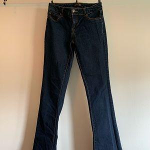 Copper key pants
